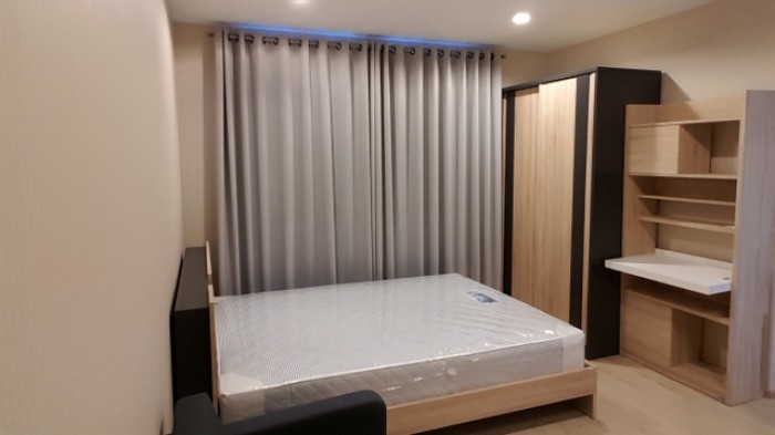 BKKMOVE Agency's 22sqm Cozy, Brand New Studio Apartment for rent at Ideo Wutthagard 8