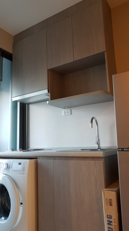 BKKMOVE Agency's 22sqm Cozy, Brand New Studio Apartment for rent at Ideo Wutthagard 6