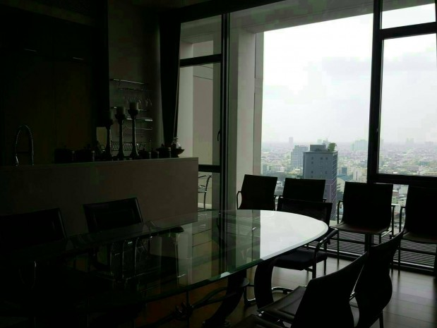 BKKMOVE Agency's 276sqm Luxury, Elegant Three Bedrooms Duplex Condo for rent at The Sukhothai Residence 8
