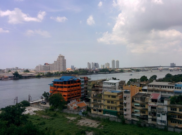 BKKMOVE Agency's Watermark Chaophraya River Condo ,River view low floor 145sqm 3 bedroom 3 bathroom 1 maid for rent well price! 5