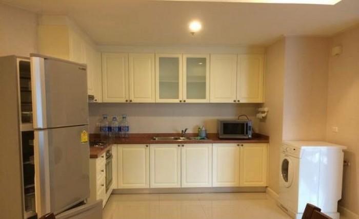 BKKMOVE Agency's 85sqm Low Rise, Convenient Two Bedrooms Apartment to let at La Vie En Rose 5