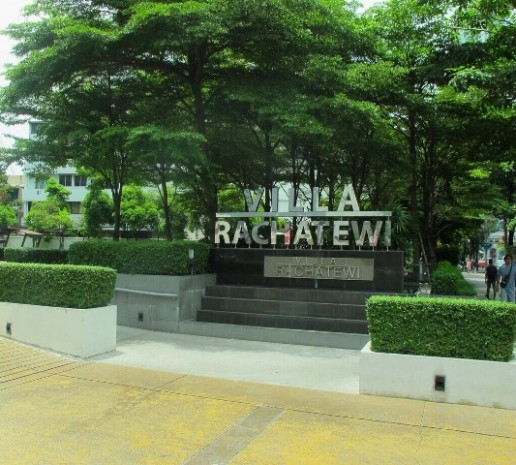 BKKMOVE Agency's 40sqm Cozy, Lovely Studio Condo for rent at Villa Ratchathewi 3