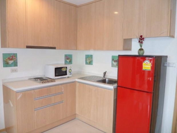 BKKMOVE Agency's 40sqm Cozy, Lovely Studio Condo for rent at Villa Ratchathewi 5