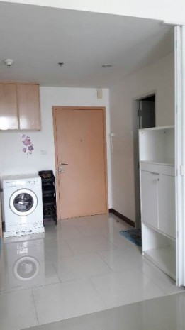 BKKMOVE Agency's 40sqm Good Price, Cozy Studio Apartment to let at Villa Ratchathewi 4