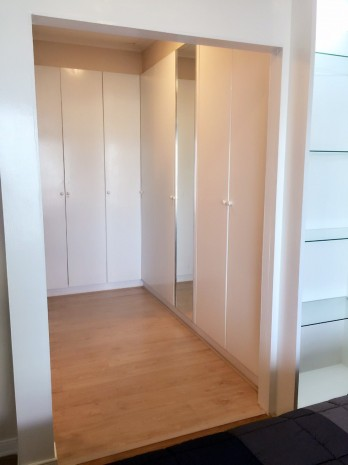 BKKMOVE Agency's 96sqm Spacious, High Rise Two Bedrooms Duplex Condo for rent at Thonglor Tower 1