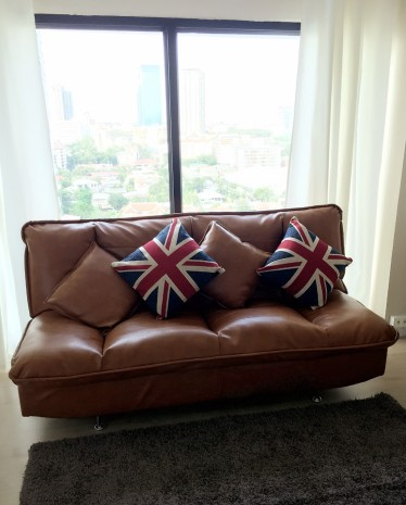 BKKMOVE Agency's 96sqm Spacious, High Rise Two Bedrooms Duplex Condo for rent at Thonglor Tower 7