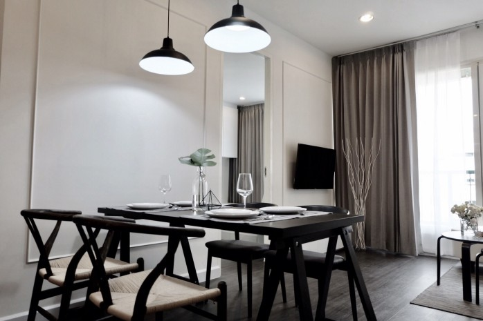 BKKMOVE Agency's For Rent the address Chitlom 73 sqm 2bed 2bath fully furnished Rent 55,000 a month 5