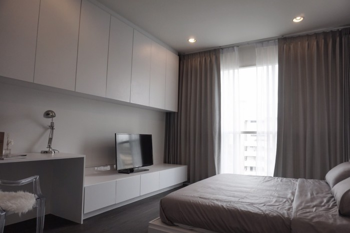 BKKMOVE Agency's For Rent the address Chitlom 73 sqm 2bed 2bath fully furnished Rent 55,000 a month 7
