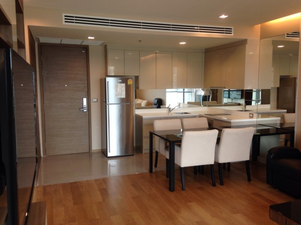 BKKMOVE Agency's For Rent Address Sathorn 12 75sqm 2b/2b Jacuzzi tub. fully furnished For Rent 53K a month 6