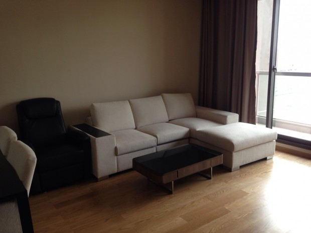 BKKMOVE Agency's For Rent Address Sathorn 12 75sqm 2b/2b Jacuzzi tub. fully furnished For Rent 53K a month 3