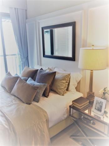 BKKMOVE Agency's Rythem Sukhumvit 36-38 55sqm 1b/1b fully furnished  For Rent 58,000 a month 1