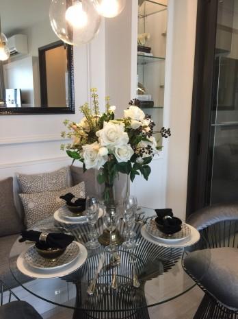 BKKMOVE Agency's Rythem Sukhumvit 36-38 55sqm 1b/1b fully furnished  For Rent 58,000 a month 7