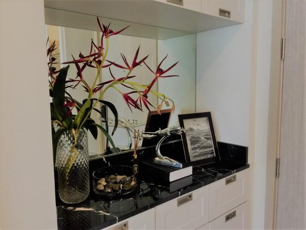 BKKMOVE Agency's Rythem Sukhumvit 36-38 55sqm 1b/1b fully furnished  For Rent 58,000 a month 5