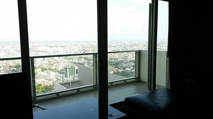 BKKMOVE Agency's The River Condo Charoenakorn  109.76sqm 2b/2b fully furnished For Rent 75,000 a month 10