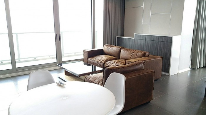 BKKMOVE Agency's The River Condo Charoenakorn 109.76sqm 2b/2b Fully furnished For Rent 75,000 a month 7