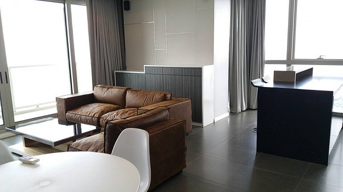 BKKMOVE Agency's The River Condo Charoenakorn 109.76sqm 2b/2b Fully furnished For Rent 75,000 a month 6