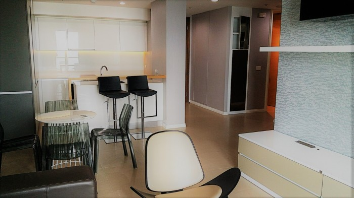 BKKMOVE Agency's The River Condo Charoenakorn 102.59sqm 2b/2b fully furnished For Rent 75,000 a month 12