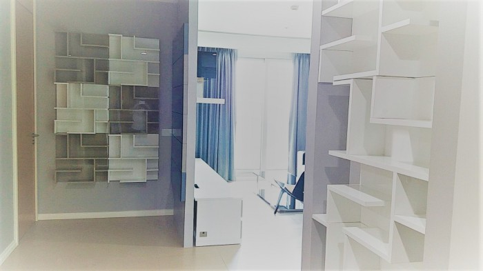 BKKMOVE Agency's The River Condo Charoenakorn 102.59sqm 2b/2b fully furnished For Rent 75,000 a month 7