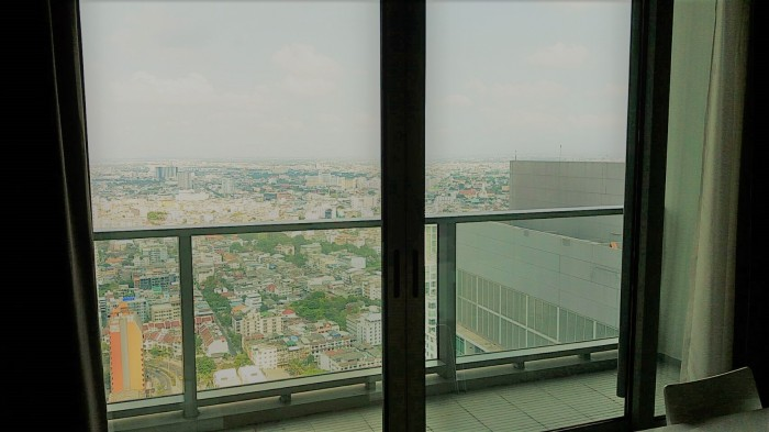 BKKMOVE Agency's The River Condo Charoenakorn 61.78sqm 1b/1b fully furnished For Rent 45,000 a month 9
