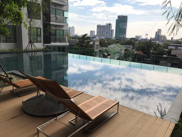 BKKMOVE Agency's 35 sqm Baht35,000/month 1 bedroom fully furnished. 11