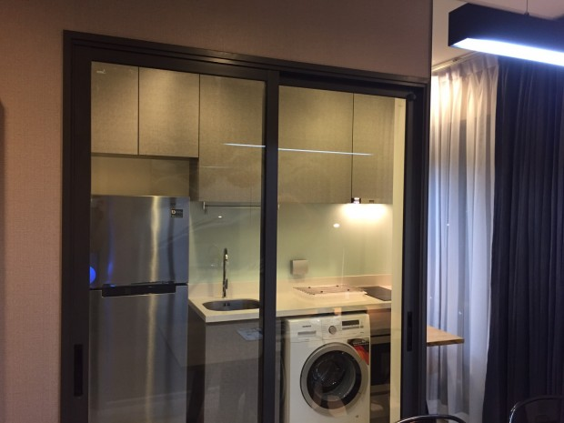 BKKMOVE Agency's 35 sqm Baht35,000/month 1 bedroom fully furnished. 7