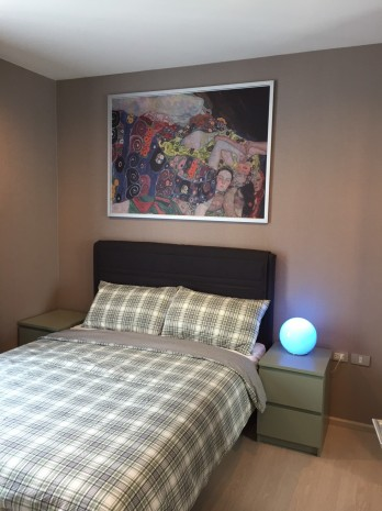 BKKMOVE Agency's 35 sqm Baht35,000/month 1 bedroom fully furnished. 2