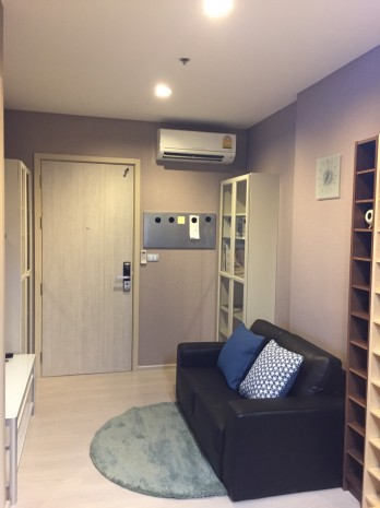 BKKMOVE Agency's 35 sqm Baht35,000/month 1 bedroom fully furnished. 4