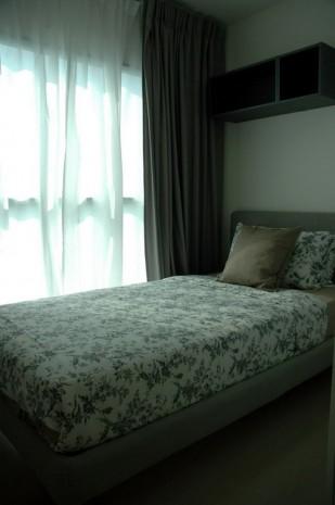 BKKMOVE Agency's Aspire Sukhumvit 48 condo for rent well price!! spaious room 2bedroom 2bathroom 54sqm. 2