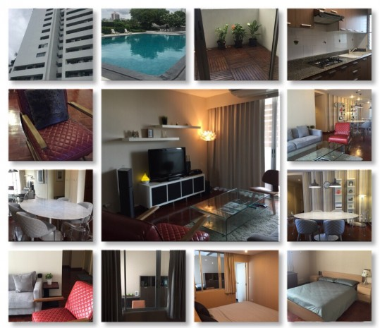 BKKMOVE Agency's size: 123.46 sqm 3 bedrooms 3 toilets Face East Fully furnished 4