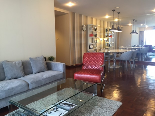 BKKMOVE Agency's size: 123.46 sqm 3 bedrooms 3 toilets Face East Fully furnished 13