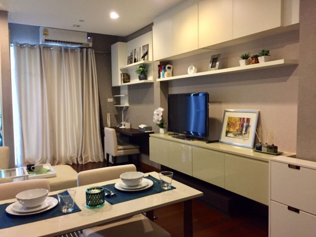 BKKMOVE Agency's Ivy Thonglor condo for rent well price!! spaious room 1bedroom 1bathroom 43sqm. 2