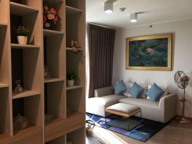 BKKMOVE Agency's U Delight Residence Riverfront Rama 3 85 sqm 2B/2B Fully Furnished Rent 47,000 a month NEW ROOM 6