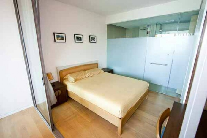 BKKMOVE Agency's Well price! Condo for rent near BTS High floor 4