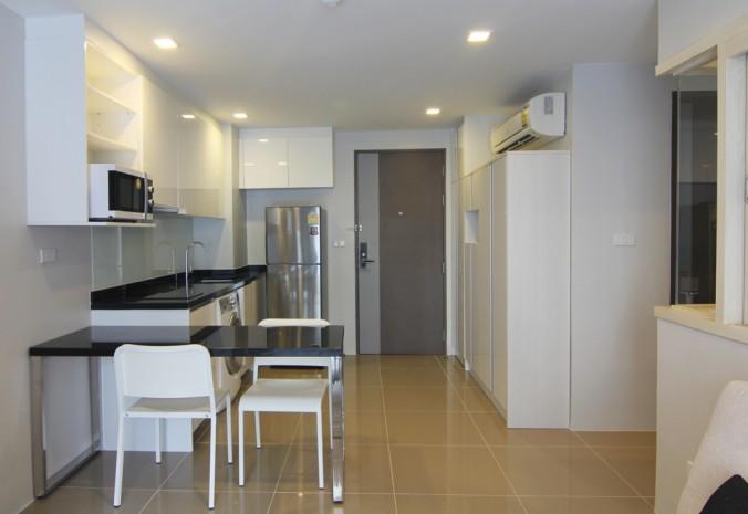 BKKMOVE Agency's Mirage Sukhumvit 27 condo for rent/sale well price!! spaious room 1bedroom 1bathroom 45.55sqm. 3