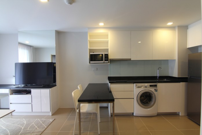 BKKMOVE Agency's Mirage Sukhumvit 27 condo for rent/sale well price!! spaious room 1bedroom 1bathroom 45.55sqm. 2
