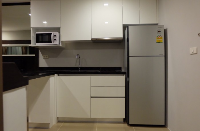 BKKMOVE Agency's Mirage Sukhumvit 27 condo for rent well price!! spaious room 1bedroom 1bathroom 35.7sqm. 1