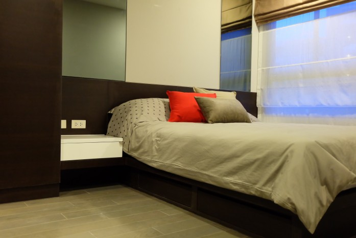 BKKMOVE Agency's Mirage Sukhumvit 27 condo for rent well price!! spaious room 1bedroom 1bathroom 35.7sqm. 4