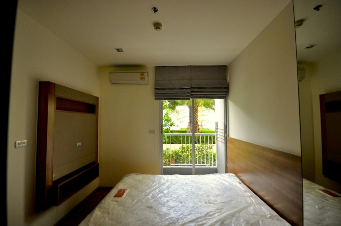 BKKMOVE Agency's Rhythm Sukhumvit 50 condo for rent well price!! spaious room 1bedroom 1bathroom 35sqm. 2