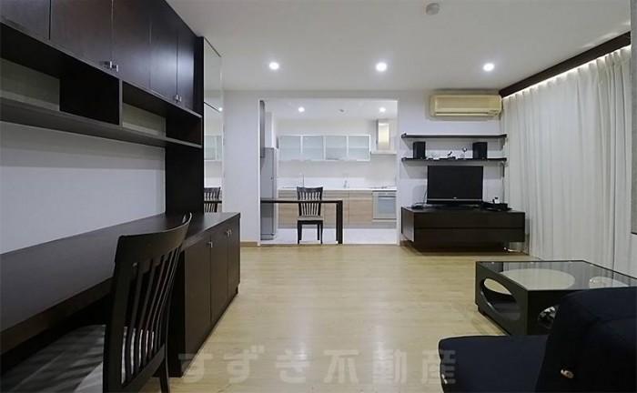 BKKMOVE Agency's Prime Mansion Promsri  Sukhumvit 49/11 62sqm b1/b1 Rent 26K  Sale 5.9 m 1