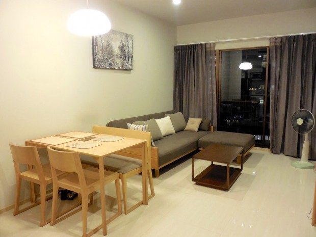 BKKMOVE Agency's 50sqm Beautiful,Convenient One Bedroom Condo to let at Noble Refine Sukhumvit 26 9