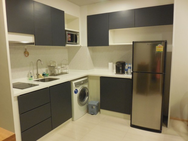BKKMOVE Agency's 50sqm Beautiful,Convenient One Bedroom Condo to let at Noble Refine Sukhumvit 26 5