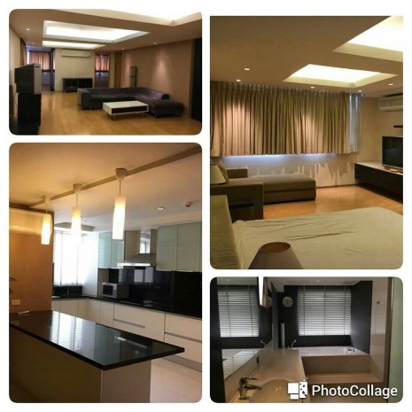 BKKMOVE Agency's 252sqm Good price,3 /4 Bedroom Condo to let at Taiping Tower Ekkamai 1