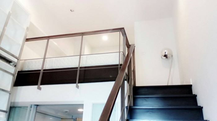 BKKMOVE Agency's Ashton Morph Sukhumvit 38 33sqm Duplex  Fully Furnish view Thonglor Rent 27K For Sale 8.3M 7