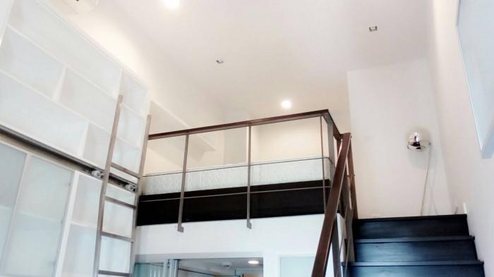 BKKMOVE Agency's Ashton Morph Sukhumvit 38 33sqm Duplex  Fully Furnish view Thonglor Rent 27K For Sale 8.3M 6