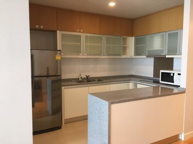 BKKMOVE Agency's 90sqm Spacious,High Floor, Convenient Two Bedrooms Condo for rent at  Millennium 2