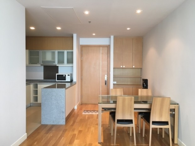 BKKMOVE Agency's 90sqm Spacious,High Floor, Convenient Two Bedrooms Condo for rent at  Millennium 6