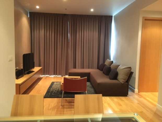 BKKMOVE Agency's 90sqm Spacious,High Floor, Convenient Two Bedrooms Condo for rent at  Millennium 1