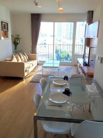 BKKMOVE Agency's 75sqm. Luxury,Elegant, Fully Furnished 2 bedrooms Condo At Siri @ Sukhumvit 9
