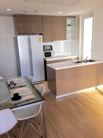 BKKMOVE Agency's 75sqm. Luxury,Elegant, Fully Furnished 2 bedrooms Condo At Siri @ Sukhumvit 8