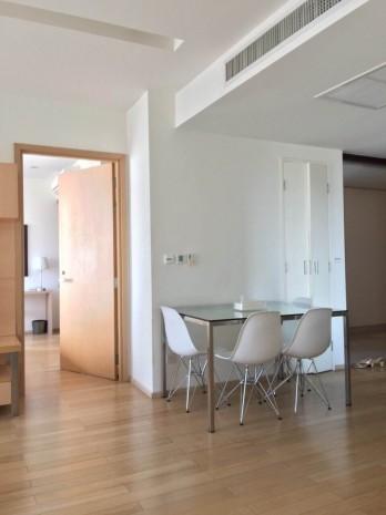 BKKMOVE Agency's 75sqm. Luxury,Elegant, Fully Furnished 2 bedrooms Condo At Siri @ Sukhumvit 6